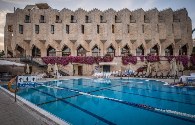 фотографии отеля Inbal Jerusalem изображение №3