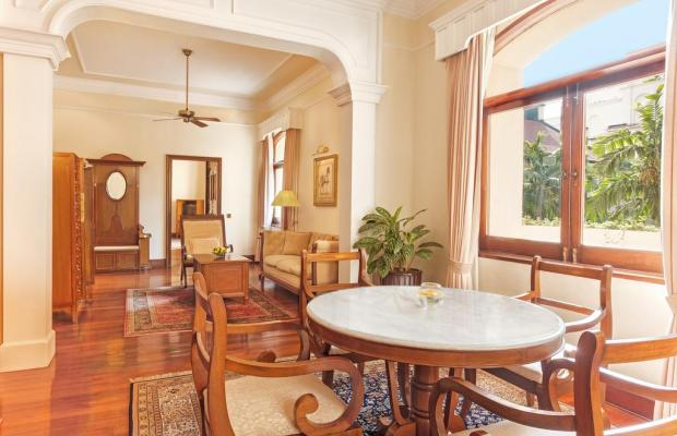 фотографии отеля The Oberoi Grand изображение №15