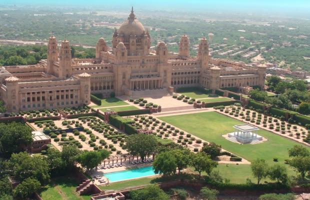 фото отеля Taj Umaid Bhawan Palace изображение №1