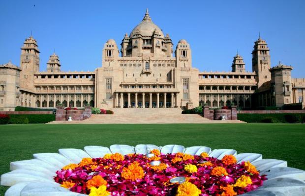фотографии Taj Umaid Bhawan Palace изображение №32