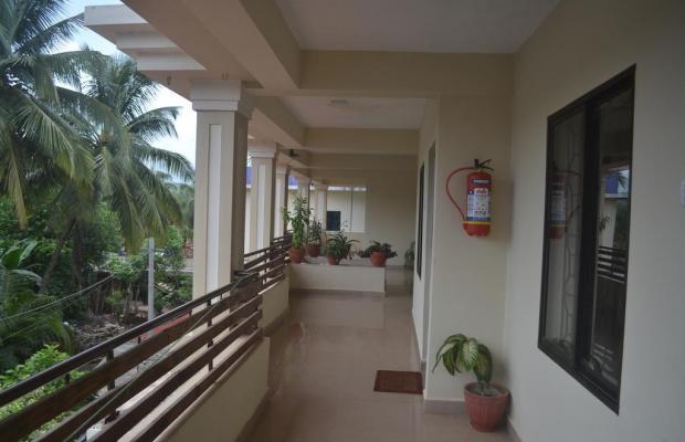 фотографии отеля Kartik Resort ( ex. Anagha) изображение №7