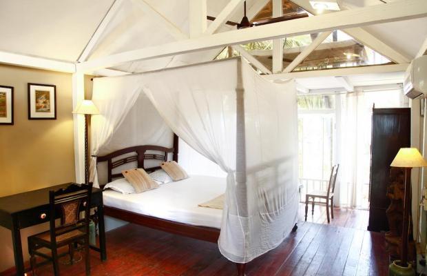 фотографии отеля Leela Cottages изображение №15