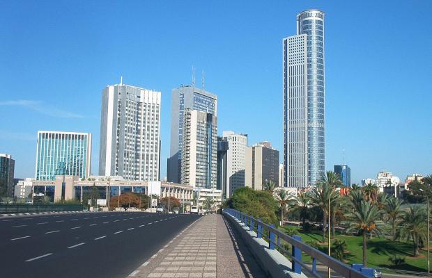 фото отеля Tel-Aviving Apartments изображение №1