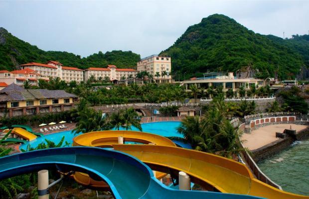 фото отеля Cat Ba Island Resort & Spa изображение №1