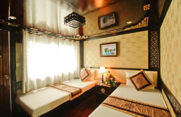 фотографии отеля Alova Gold Cruises Ha Long изображение №19