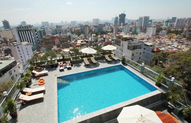 фото отеля Edenstar Saigon Hotel (ex. Eden Saigon Hotel) изображение №1