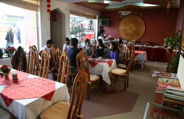 фотографии отеля Trung Cang Hotel изображение №3