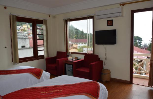 фото Fansipan View Hotel изображение №30
