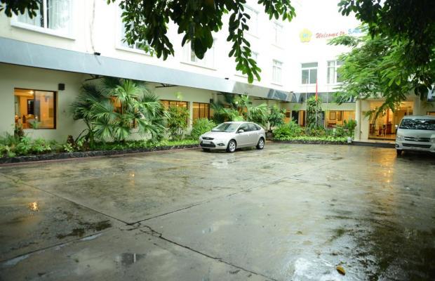 фотографии Saigontourane Hotel изображение №12