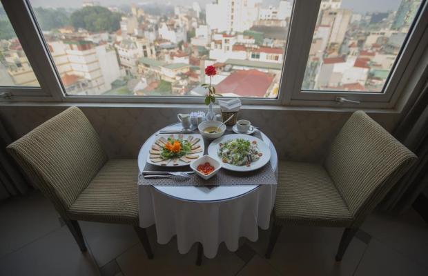 фото отеля Adamas Hanoi Hotel (ех. Demantoid 2 Hotel; Platinum 2) изображение №13