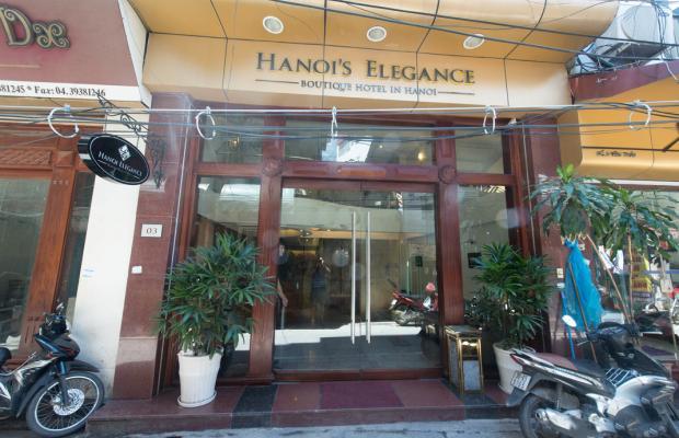 фотографии отеля Hanoi Elegance Ruby изображение №3