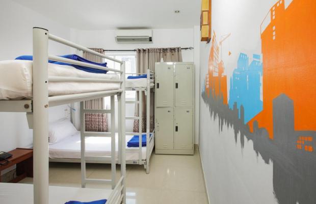 фотографии отеля Saigon Youth Hostel изображение №15