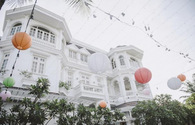 фотографии отеля Villa Song Saigon изображение №3