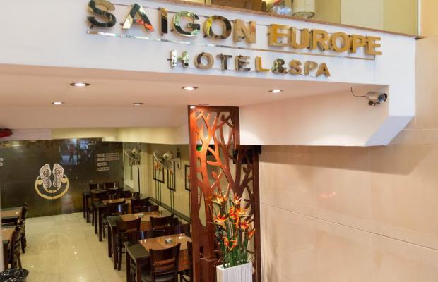 фотографии отеля Saigon Europe Hotel изображение №7
