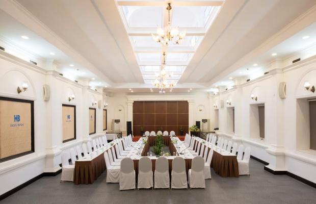 фотографии отеля Hoa Binh  изображение №19