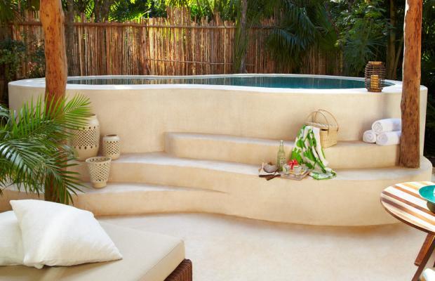 фотографии отеля Viceroy Riviera Maya изображение №15