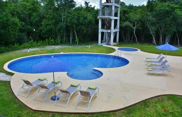 фотографии отеля Chicanna EcoVillage Resort изображение №31