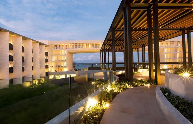 фото отеля Grand Hyatt Playa del Carmen Resort изображение №13