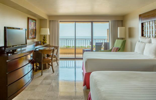 фото Marriott Puerto Vallarta Resort & Spa изображение №42