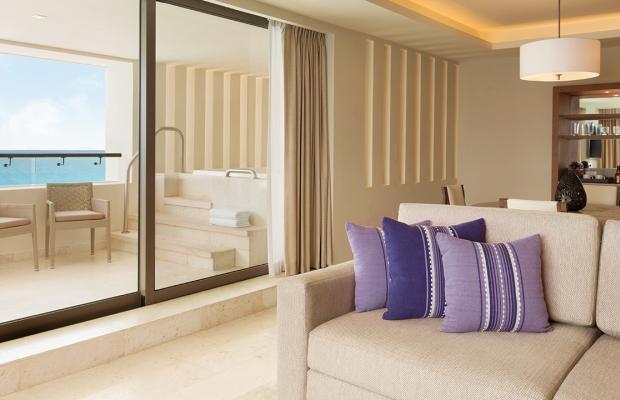 фотографии отеля Hyatt Ziva Cancun (ex. Dreams Cancun; Camino Real Cancun) изображение №47