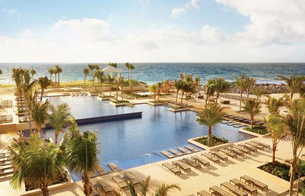 фото Hyatt Ziva Cancun (ex. Dreams Cancun; Camino Real Cancun) изображение №18