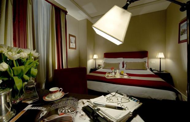 фото отеля Hotel Dei Borgognoni изображение №17