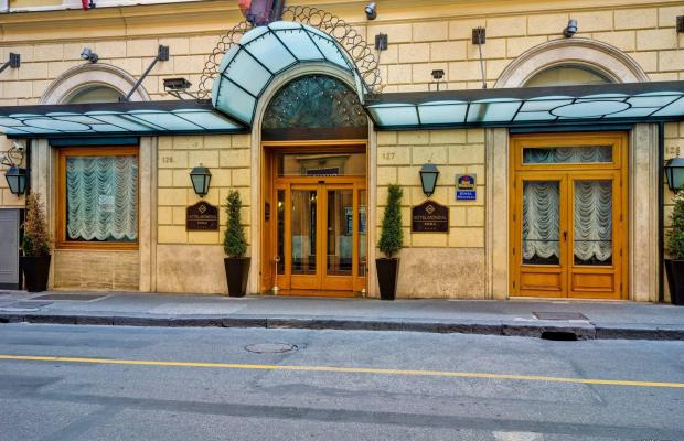 фото отеля Mondial (ex. Best Western Hotel Mondial Rome) изображение №1