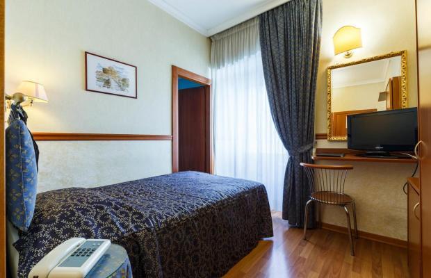 фотографии отеля Paris Hotel Rome изображение №15