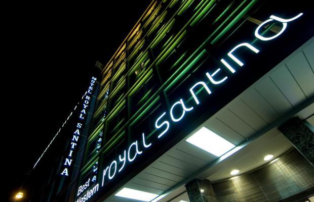 фотографии Best Western Premier Hotel Royal Santina изображение №8