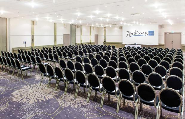 фото отеля Radisson Blu Sky Hotel изображение №9