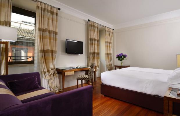 фотографии отеля Una Hotel Roma изображение №11