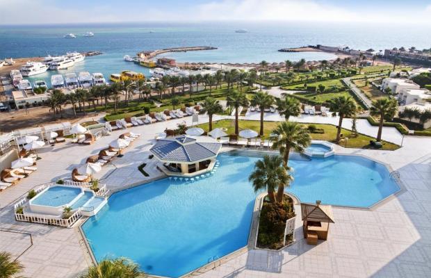фотографии Hilton Hurghada Plaza Hotel изображение №4