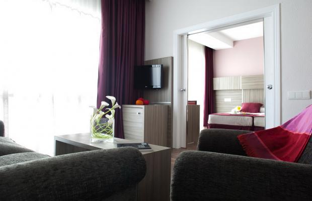 фотографии отеля Hotel Serrano by Silken (ex. Husa Serrano Royal) изображение №27