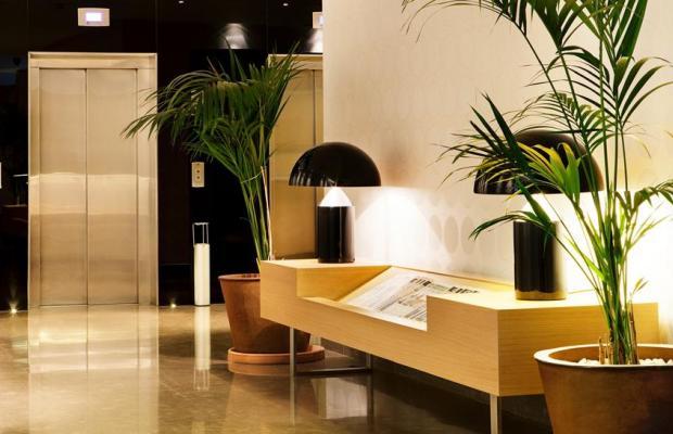 фотографии отеля NH Madrid Principe de Vergara изображение №11