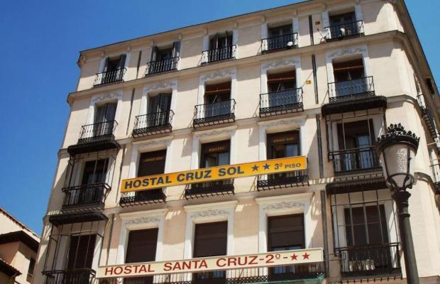 фото отеля Hostal Cruz Sol изображение №1