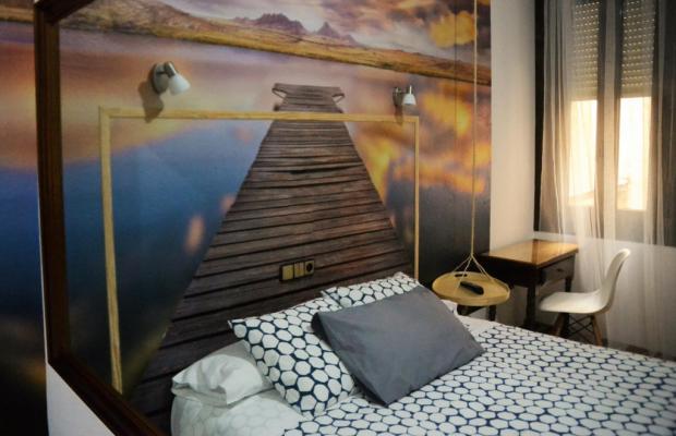 фотографии отеля Hostal Hispano изображение №3