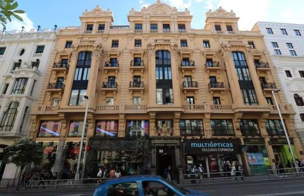 фото отеля Hostal Hispano-Argentino изображение №1