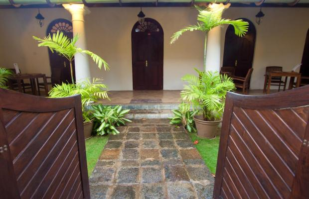 фотографии отеля Galle Heritage Villa изображение №19
