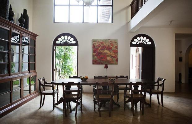 фотографии отеля Galle Heritage Villa изображение №11
