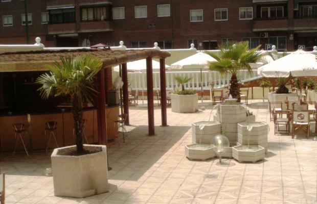 фотографии отеля Silken Torre Garden изображение №3