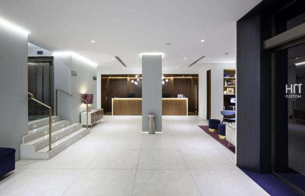 фотографии отеля NH Madrid Lagasca (ex. NH Lagasca) изображение №11