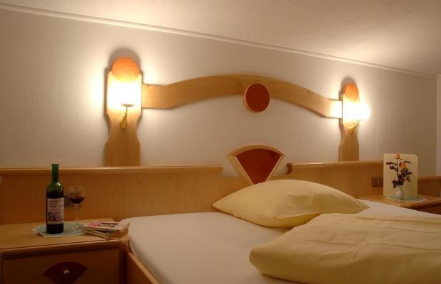 фотографии отеля Alpenherz изображение №3