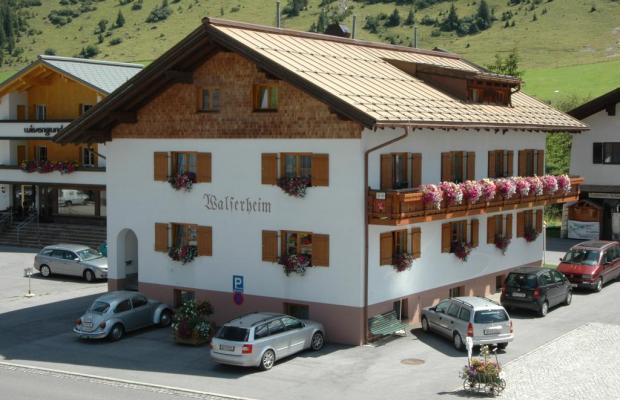фотографии отеля Walserheim изображение №23