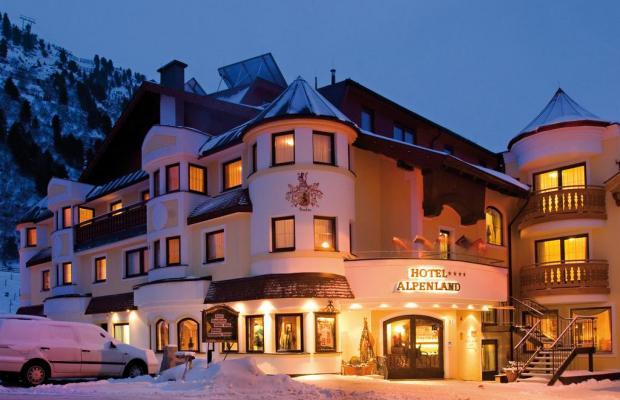 фотографии отеля Alpenland изображение №27