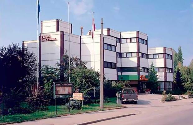 фото отеля Hotel Corvinus изображение №1