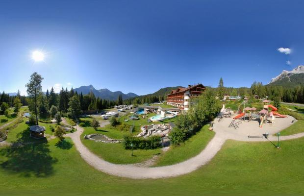фотографии отеля Aktiv & Familienresort Tiroler Zugspitze изображение №47