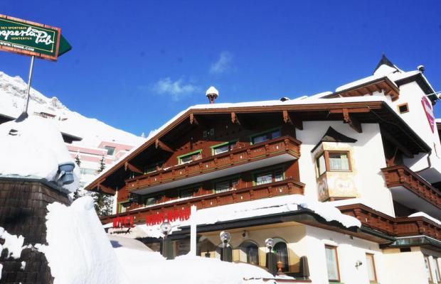 фото отеля Alpenbad Hotel Hohenhaus изображение №1