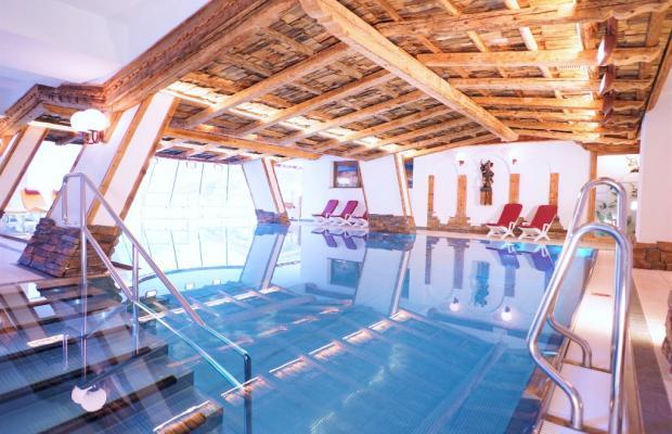 фото отеля Alpenbad Hotel Hohenhaus изображение №9