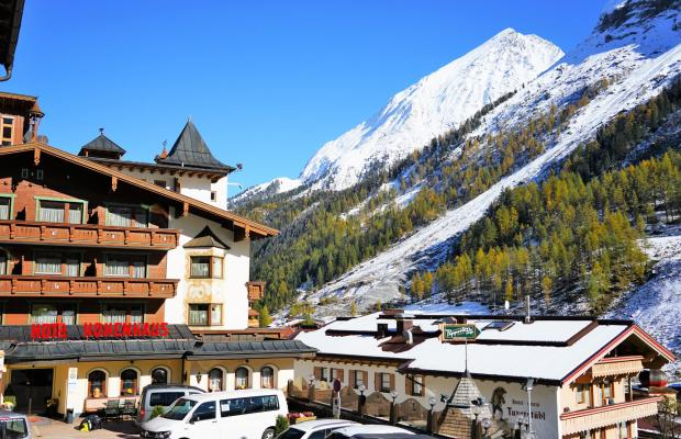 фото отеля Alpenbad Hotel Hohenhaus изображение №5