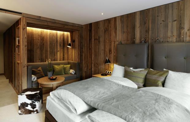 фотографии отеля Lowen Hotel Montafon изображение №11